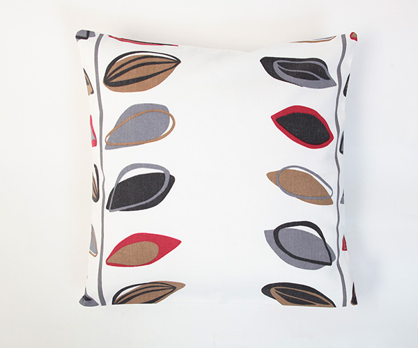 dekokissen kissenh lle kissenbezug sofakissen blumen 40x40. Black Bedroom Furniture Sets. Home Design Ideas