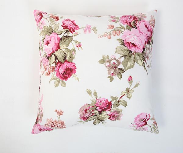 dekokissen kissenh lle kissenbezug sofakissen blumen 40x40 50x50 60x60 40x60 ebay. Black Bedroom Furniture Sets. Home Design Ideas